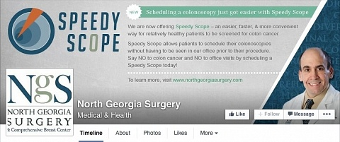 Speedy Scope Facebook Cover