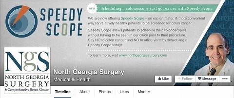 Speedy Scope Facebook Cover