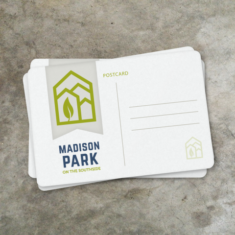 Madison Park Logo & Postcard