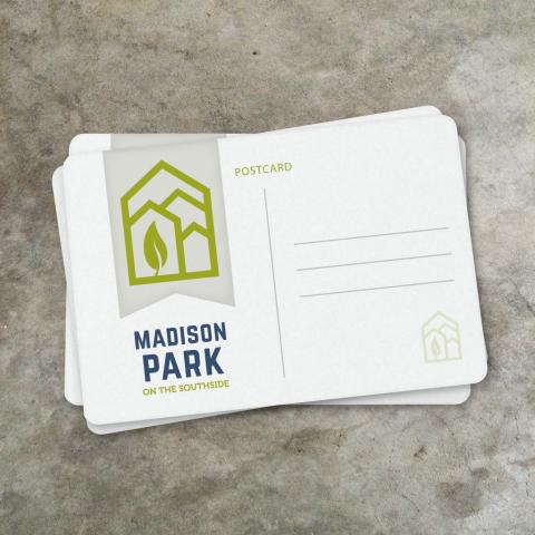Madison Park Logo & Postcard