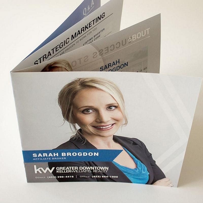 Sarah Brogdon's Brochure