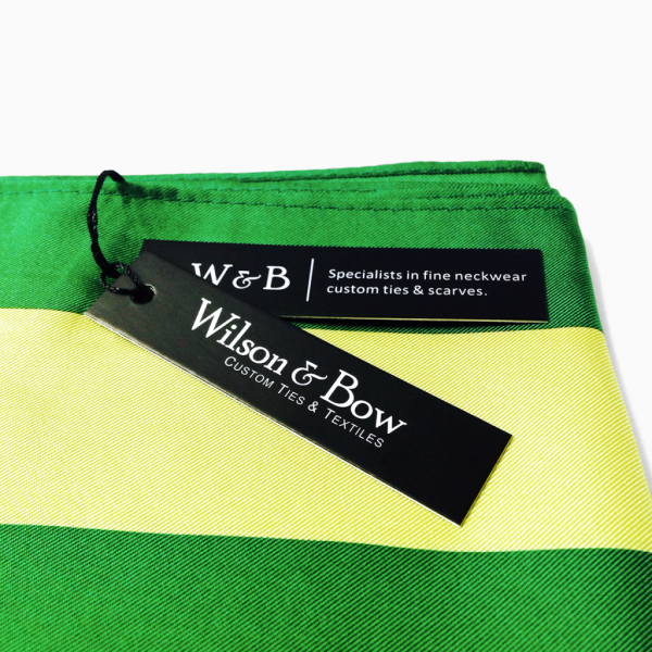 Product Tag Design For Wilson & Bow