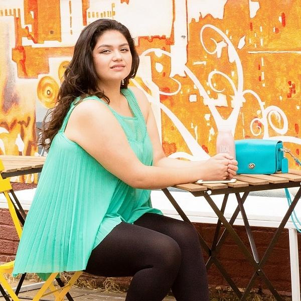 Fashion Photo Shoot With Angelica Vega