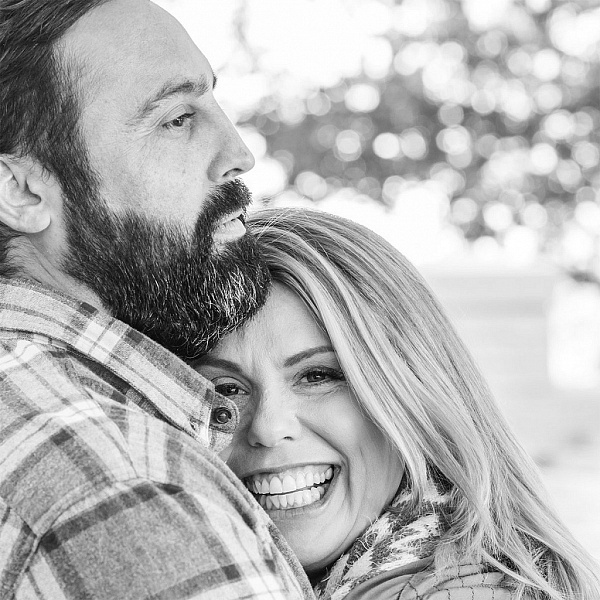 Nick & Tiffany's Engagement Photo Shoot