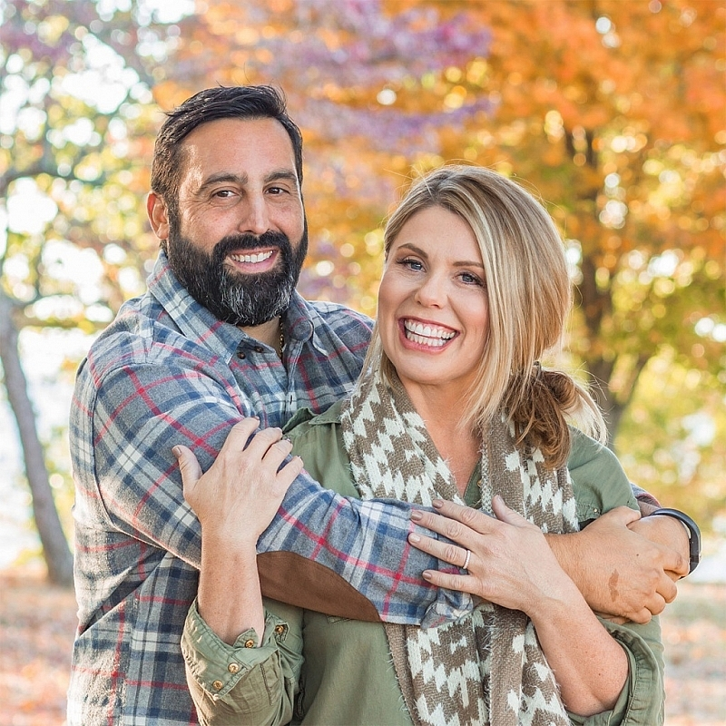 Nick & Tiffany's Engagement Photo Shoot