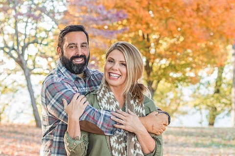 Nick & Tiffany's Engagement Shoot