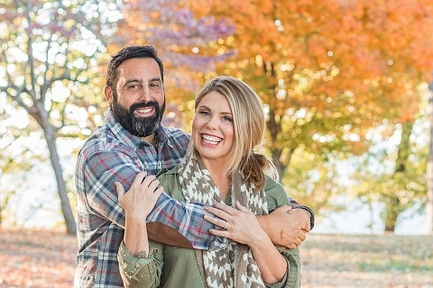 Nick & Tiffany's Engagement Shoot