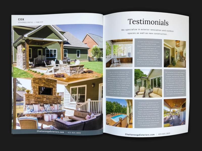 Chattanooga Brochure Design